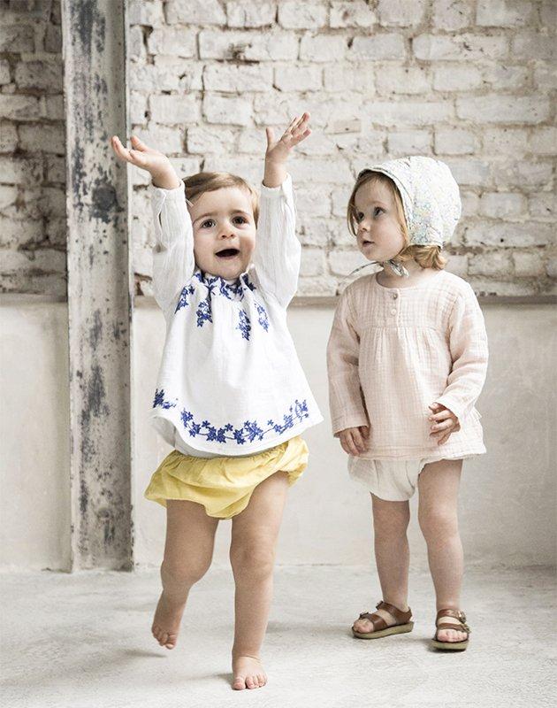 By Bambou le vide dressing pour bébé branché