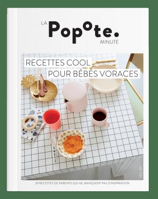 le livres de recettes popote pour bébé
