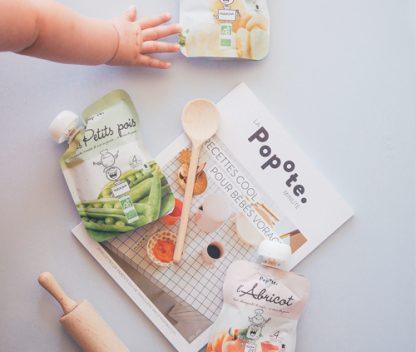 Recettes de bébés popote