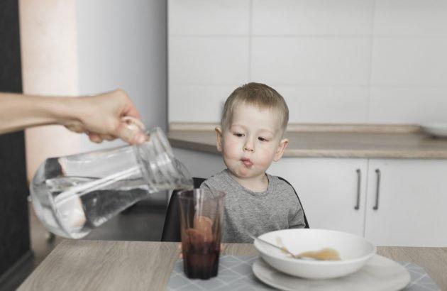 hydratation pour bébés