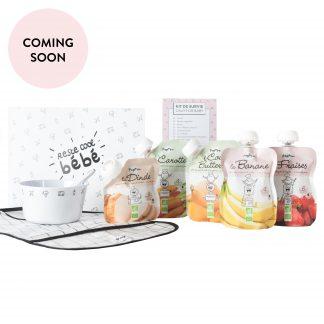 kit pour voyager avec bébé dès 4 mois