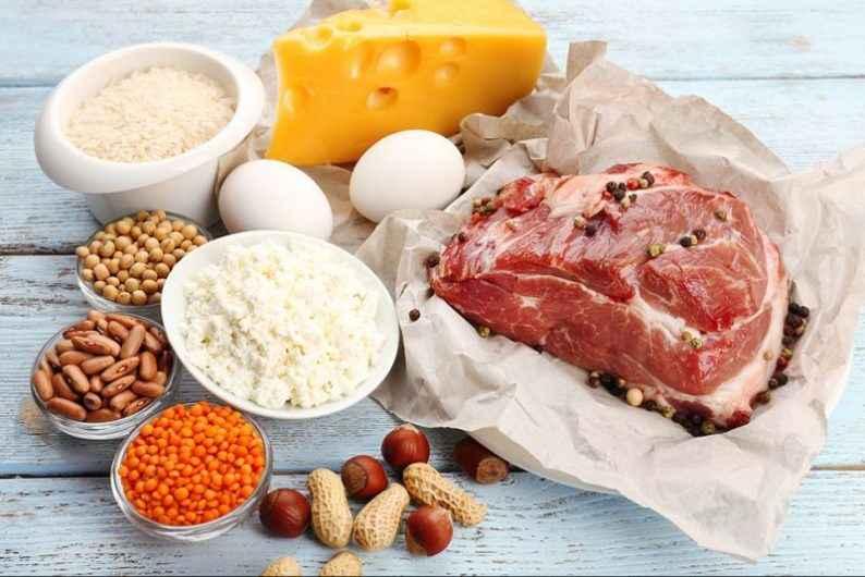 Proteine pour bébé