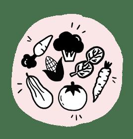 legumes_diversification_alimentaire_bebe